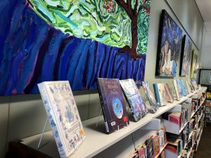 Avalon Beach community library books