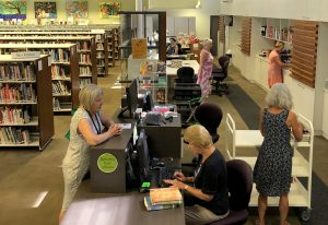 Avalon Beach community library