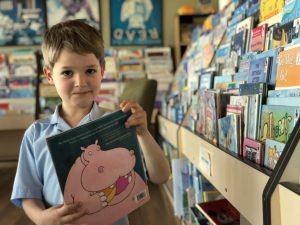Avalon-Beach-Library kids books