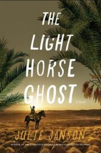 The light horse ghost book